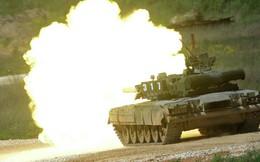 7 ngày qua ảnh: Xe tăng T-80 của Nga phô diễn hỏa lực