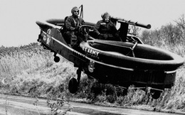 Những ô tô bay độc nhất vô nhị trong lịch sử loài người