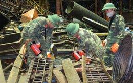Quảng Bình có 7 người chết trong vụ sập giàn giáo