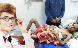Thân thể ca sĩ trẻ Thái Lan Viên bị tàn phá đáng sợ chỉ sau 1 năm