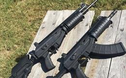 [VIDEO] Bản nâng cấp của súng trường Galil đang được VN sản xuất
