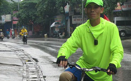 8x đạp xe hơn 2 nghìn km để thực hiện ước mơ ấp ủ gần 10 năm