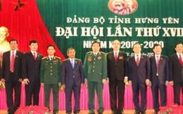 Đại tướng Phùng Quang Thanh dự Đại hội Đảng bộ tỉnh Hưng Yên