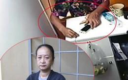 """""""Nữ quái"""" giả bà bầu chuyên đi móc túi, trộm iphone"""