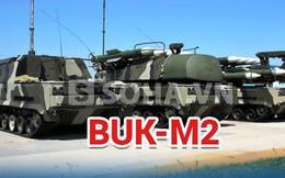 [INFOGRAPHIC] Hệ thống tên lửa phòng không Buk-M2