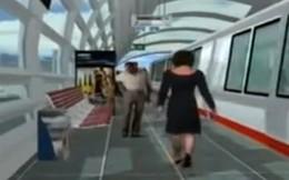 Clip: Trải nghiệm hai tuyến đường sắt đô thị đầu tiên ở Hà Nội
