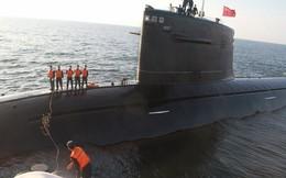 """""""Tàu ngầm hạt nhân TQ chỉ dám sánh với tàu ngầm Los Angeles Mỹ"""""""