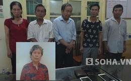 Trinh sát theo dõi, bắt quả tang cụ bà 75 tuổi trộm cắp