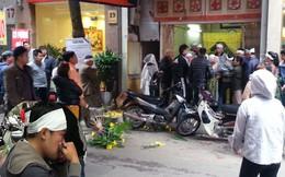 Xảy ra cảnh hỗn loạn tại đám tang cụ bà 95 tuổi ở Hà Nội
