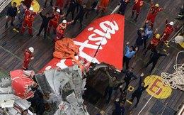 Indonesia trục vớt được toàn bộ thân máy bay AirAsia QZ 8501
