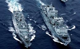 """Trung Quốc đã """"ngửa bài"""" với Mỹ về dã tâm ở Biển Đông"""