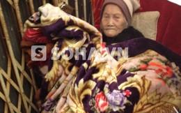 Cụ bà 95 tuổi bị bê ra vỉa hè có nguy cơ đón Tết ngoài đường