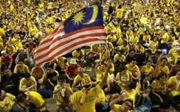 """Malaysia: """"Cách mạng màu"""" đang nhen nhóm nhằm vào Thủ tướng Razak?"""