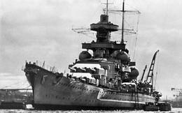 Bị săn diệt, tàu tuần dương Đức vẫn đào thoát ngoạn mục