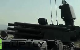 """""""Mãnh thú"""" Pantsir-S1 Nga đã được triển khai tại Syria?"""