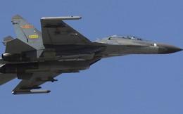 Tiêm kích J-11D của Trung Quốc hoàn thành chuyến bay đầu tiên