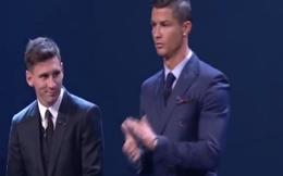 Sự thỏa hiệp của Ronaldo