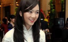 Nhan sắc xinh đẹp của con gái Hoa hậu trẻ lâu nhất Việt Nam