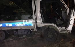 Một CSGT bị xế hộp BMW tông dập lá lách