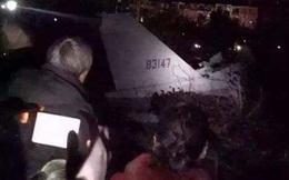 """Nghi vấn Trung Quốc """"giấu nhẹm"""" tai nạn của tiêm kích J-10"""