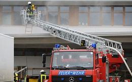 Đức: 4 lính cứu hỏa đi đốt nhà để... lấy thành tích