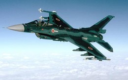 """Số phận """"con cưng"""" J-10 Trung Quốc khi đối đầu F-2 Nhật Bản"""