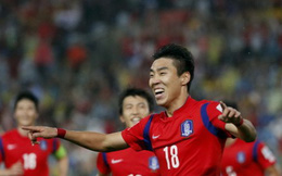 Hàn Quốc vào chung kết Asian Cup sau 27 năm