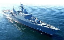 Việt Nam đặt mua tới 6 tàu hộ vệ tên lửa Gepard 3.9?