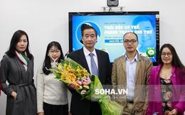 Giao lưu trực tuyến với TS Nguyễn Hữu Khai: Thải độc cơ thể, phòng tránh ung thư