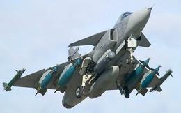 """Tiêm kích Gripen-E như """"Rồng mọc thêm cánh"""" với cảm biến mới"""