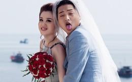Lộ ảnh cưới hot của quản lý Hoa hậu và tiếp viên hàng không