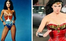 Những sự thật có thể bạn chưa biết về Wonder Woman