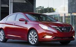 Hyundai triệu hồi gần 570.000 xe hơi