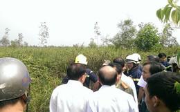 Thủ tướng chỉ đạo làm rõ nguyên nhân vụ rơi trực thăng