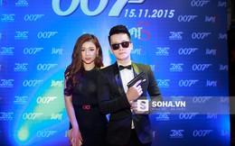 Điệp viên 007 Việt xuất hiện cùng DJ Mai Thỏ gây choáng