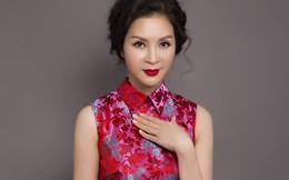 Khó tin MC Thanh Mai đã ở tuổi 42