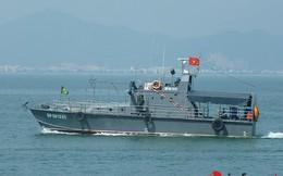 Truy bắt tàu cá Trung Quốc xâm phạm sâu vào vùng biển Đà Nẵng