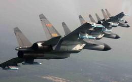 """Trung Quốc đã """"làm nhái"""" được bao nhiêu máy bay Su-27/30 của Nga?"""