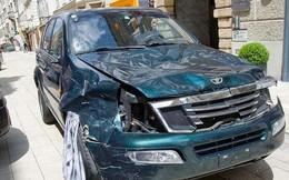Áo: Xe điên tông loạn trên phố, 37 người thương vong