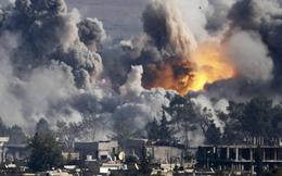 Các cuộc không kích của Liên quân tiêu diệt 10 chỉ huy của IS