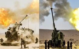 Đọ sức mạnh pháo tự hành CAESAR Việt Nam và ATMOS Thái Lan