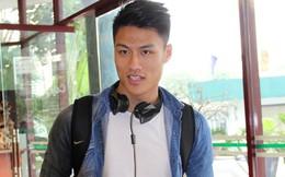 Đồng đội ở tuyển Việt Nam bảo vệ Thanh Hào