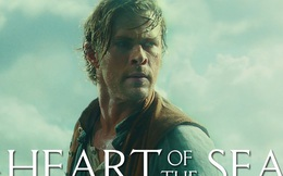 Tặng vé xem phim In The Heart of the Sea - Biển Sâu Dậy Sóng