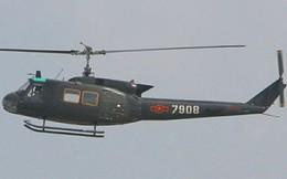 Trực thăng quân sự rơi tại TP.HCM, 4 quân nhân hy sinh