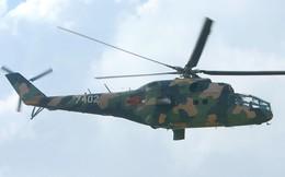 Sức mạnh trực thăng Mi-24 trong Quân đội Việt Nam