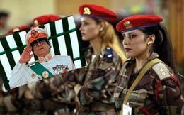 Biệt đội mĩ nhân sát thủ đằng sau nhà độc tài Gaddafi