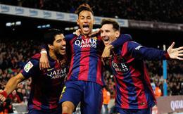 """Champions League: Barca """"bá đạo"""" nhất, Man United không có cửa?"""