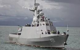 Tàu tên lửa Myanmar tự đóng có so sánh được với Molniya?
