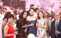 Ngoài 40 tuổi, MC Thanh Mai vẫn trẻ đẹp khó tin