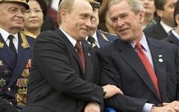 Giờ Tổng thống Pháp mới nhớ lời ông Bush nhận xét ông Putin?